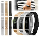 Milanese Stainless Steel Wrist Band Mesh Watch Bracelet Clasp For Fitbit Alta HR