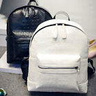 Fashion Women Shoulder PU Leather Backpack Girl School Travel Handbag Rucksack
