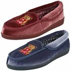 Ladies Four Seasons Slip On Slippers - 'F382'