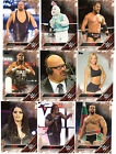 styles of photography list - 2016 Topps WWE Bronze Parallel You Pick One or More Cards from list #6 thru #197