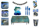 Gone Fishing  Party in a Box or Party Ware Separates - Decorations  fnt