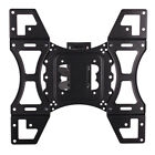 TV Wall Mount Bracket Articulating Arm Low Profile Fr 26-50Inch LED 4K 3D Curved