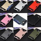 Rugged Shockproof Hybrid Slim Case Card Cover for Samsung Galaxy A J 7 5 3 S8