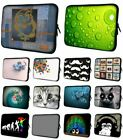 "Luxburg® 10"" - 17"" Sleeve Soft Case Bag Skin Cover Pouch For Apple MacBook"