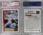 1998 Donruss PlayStation MLB '99 Sweepstakes Card #17 Mark McGwire PSA 10