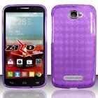 Alcatel One Touch Fierce 2 7040 TPU Plastic Cover Protective Case