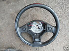 Rover 45 / MG ZS Black Leather Steering Wheel