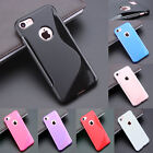 iPhone Samsung  Nokia Case S-Line Shockproof TPU Gel Cover Protective Case Skin