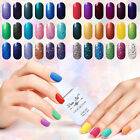 Beau Gel 15ml Soak off UV LED Nail Gel Polish Nagellack Nagelgel 6 Farben Set