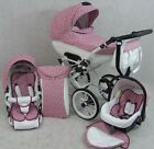 Baby 3in1 Cleo Retro Travel System +CAR SEAT PRAM PUSHCHAIR 19 Colors