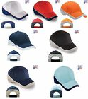 Atlantis USA Caps RACING 35% Cotton - 65% Polyester ideal for many team sports