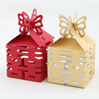 Butterfly Top Happiness Laser Cut Candy Party Wedding Favour Sweets Gift Boxes