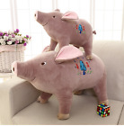 plush toy stuffed doll cartoon animal pig piggy mushroom want to cry gift 1pc