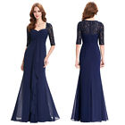 Women Long Evening Prom Party Dress Bridesmaid Dresse Formal Ball Gowns Cocktail