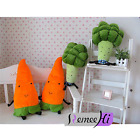 New Creative Funny Fruit Vegetable Plush Decor Doll Pillow Cute Cushion Toy GIft