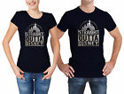 His and Her Straight outta Disney black T-shirts set