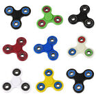 5PCS Wholesale Hand Spinner Tri Fidget Spinner Kids Adult EDC Focus Toys Gift US