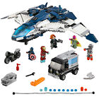 LEGO Marvel Super Heroes The Avengers Quinjet City Chase Set | PN 76032