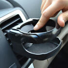 1Pcs Auto Car Air Vent Bottle Can Coffee Drinking Cup Holder Bracket Mount Tray