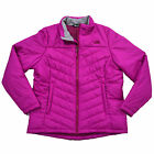 The North Face Womens Puffer Jacket Wander Insulated Zip Mock Neck M L Xl New