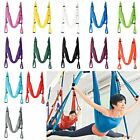 Useful Yoga Swing Sling Hammock Trapeze Large Weight For Gym Yoga Inversion Tool