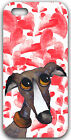 PHONE CASE - GREYHOUND LOVE - iPhone Samsung Sony XTC whippet