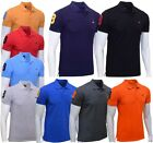 MENS POLO SHIRT SHORT SLEEVE T-SHIRT
