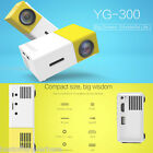 lcd projector portable - YG - 300 Portable 4:3 LCD Projector 320x240 Pixels 400-600LM Home Media Player