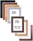 """SQUARE SIZE PHOTO FRAME PICTURE FRAME POSTER FRAME A1-24X36""""-8X10"""" VARIOUS SIZES"""