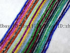 Kyпить Fine 2x4mm Natural Faceted Ruby Sapphire Emerald Gemstone Loose Bead 15'' AAA на еВаy.соm