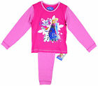 Girls Disney FROZEN Anna Elsa Winter Magic Pyjamas 18-24 Months SALE