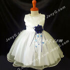 NLIN2 Baby Infants Wedding Holiday Prom Birthday Prom Formal Pageant Gown Dress