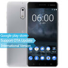"New NOKIA 6 MOBILE 4GB RAM 64GB ROM Android 7.0 5.5"" 16MP Unlocked Fingerprint"