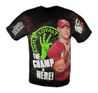 John Cena Champ Is Here WWE Red Boys Kids T-shirt