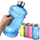 Large 2.2 Litre Drink Water Bottle BPA Free Gym Workout Sport Training Fitness