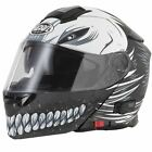 VCan V271 Hollow Bluetooth Flip Front Motorcycle Helmet