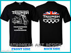 TRIUMPH Motorcycle T-shirt TRIUMPH THUNDERBIRD 1700 COMMANDER TEE SHIRT $26.82 CAD on eBay