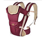 baby carrier sling backpack pouch wrap Newborn Infant Rider Cotton