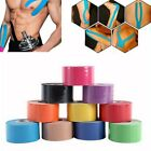 1Roll 5M Kinesiology Sports Tape Muscles Care Elastic Physio Therapeutic New