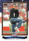 2011 Topps Opening Day Presidential First Pitch - Finish Your Set