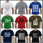 best deals on prosecco - Father's Day Birthday T-Shirt Dad Superhero Daddy Funny Greatest Farter Best