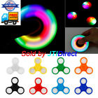 Rave LED Light-Up Fidget Hand Spinner Toy Stress Relief Focus EDM USA SELLER!