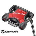 New 2018 TaylorMade Golf Spider Tour Black Putter Mallet Pure Roll No Sightline