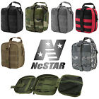 NcStar VISM Tactical Rip Away Hook-N-Loop EMT MOLLE Medic Bag First Aid Pouch