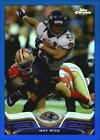 2013 Topps Chrome Blue Refractors NFL - Finish Your Set - *WE COMBINE S/H*