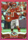 2013 Topps Chrome Pink Refractors NFL - Finish Your Set  *GOTBASEBALLCARDS