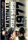 2013 Upper Deck Notre Dame National Champions Duos Football Card Pick