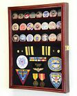 Внешний вид - Challenge Coin / Medals / Pins / Badges / Ribbons / Insignia /Combo Display Case