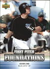 2007 Upper Deck First Edition First Pitch Foundations - Finish Your Set