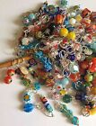 Knitterbabe Millefiore Bead Stitch Markers x 4 per set. Up to 5.5mm needles